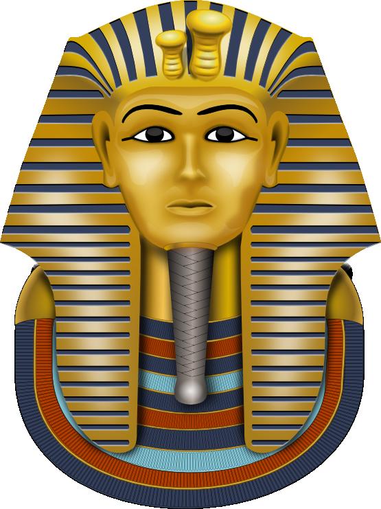 egyptian clipart pharaoh head