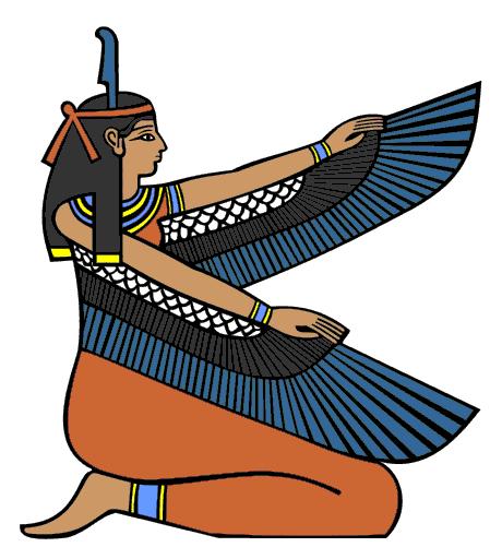 Egypt clipart mesopotamian god. Pin on egyptian pantheon