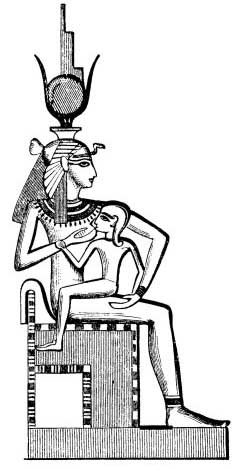 Horus son to ashur. Egypt clipart mesopotamian god
