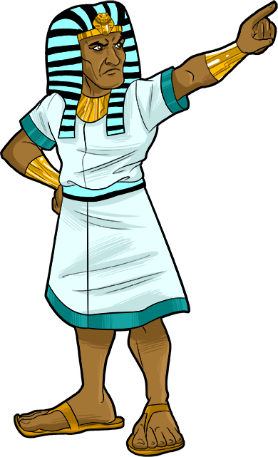 Collection of pharaoh free. Moses clipart clipart egypt