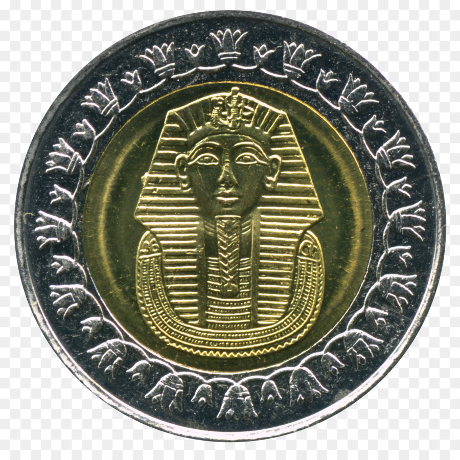 Egypt clipart pound. Coin png download free