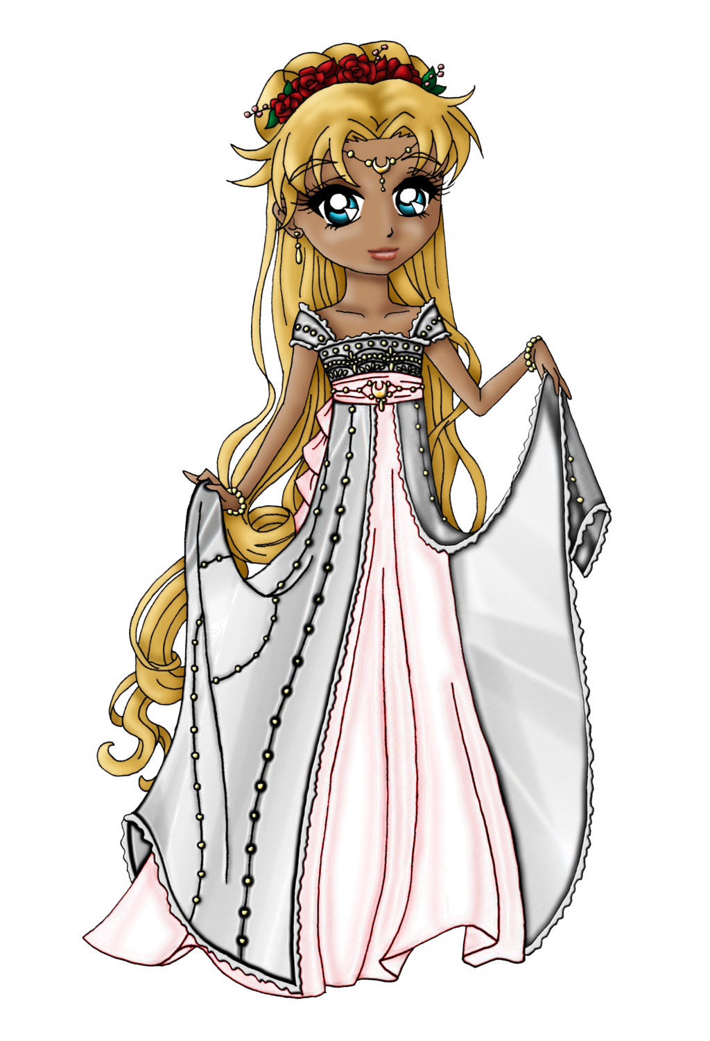 Princess clipart transparent background. Clear pencil and in
