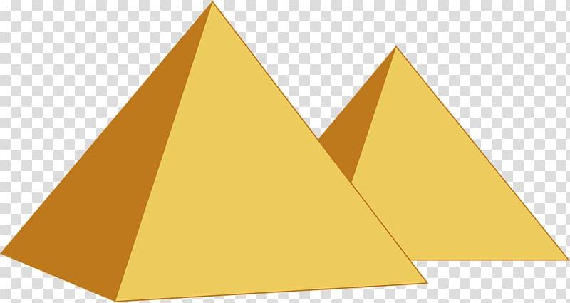 Pyramids giza double creative. Egyptian clipart pyramid