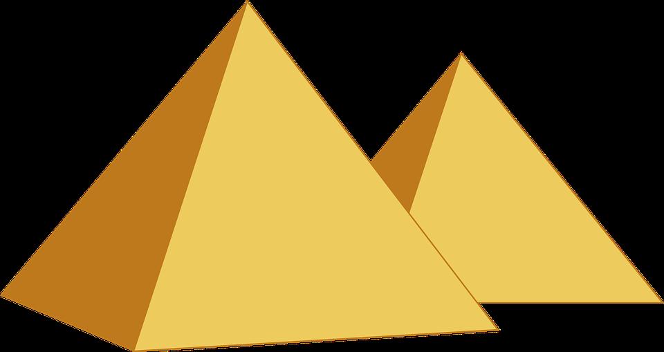 egypt clipart pyramids
