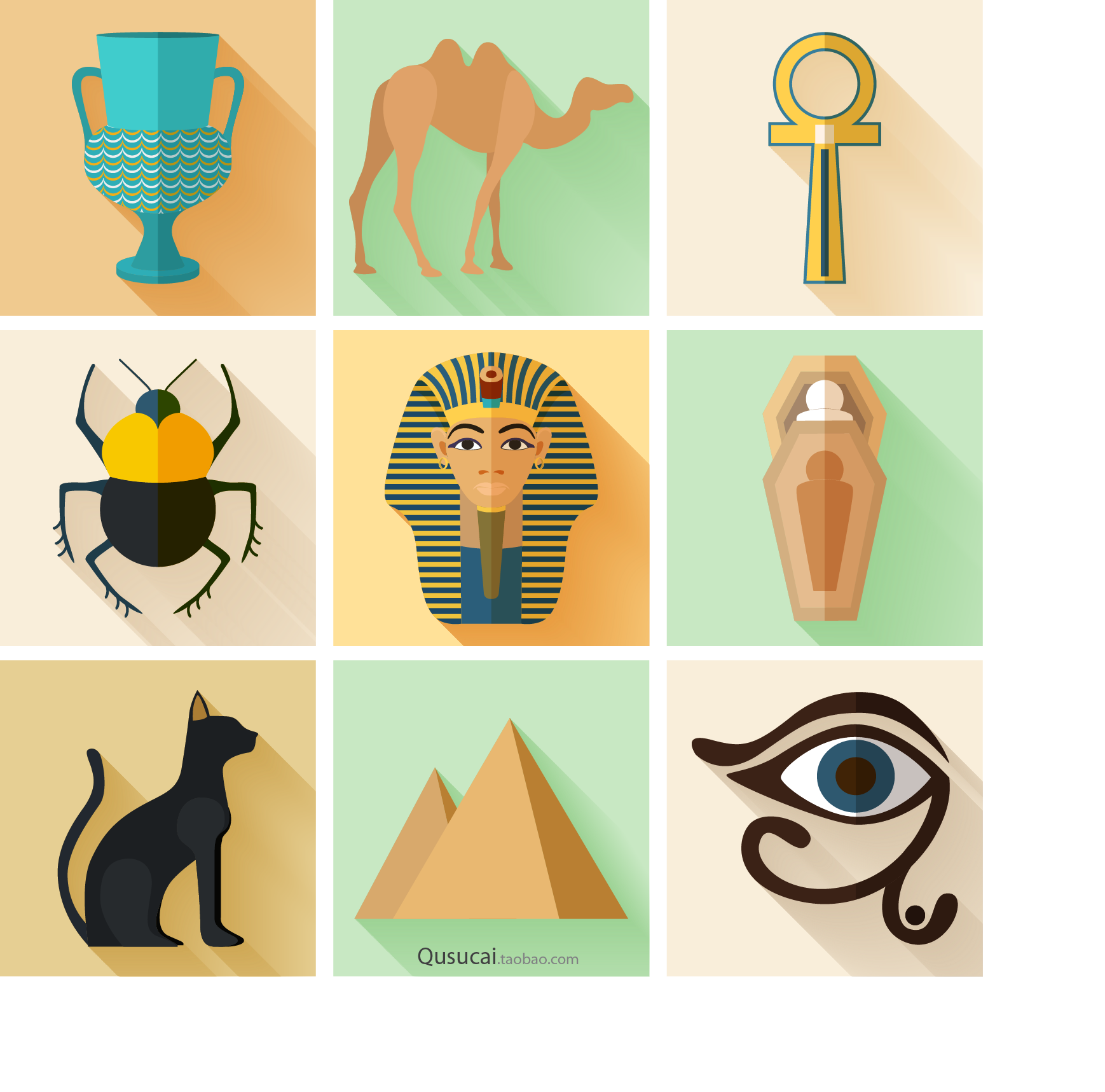 Great sphinx of giza. Egypt clipart pyramids illustration