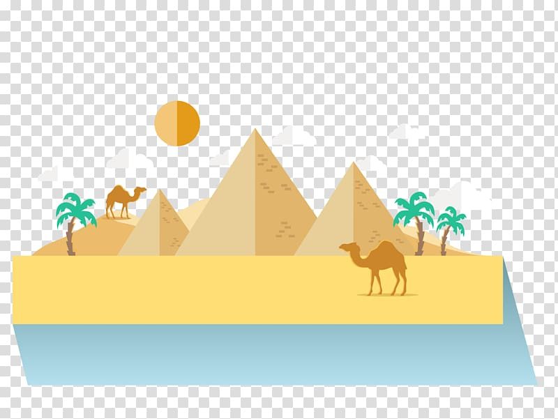 Egypt clipart pyramids illustration. Egyptian ancient