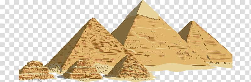 Ancient pyramid . Egypt clipart pyramids illustration