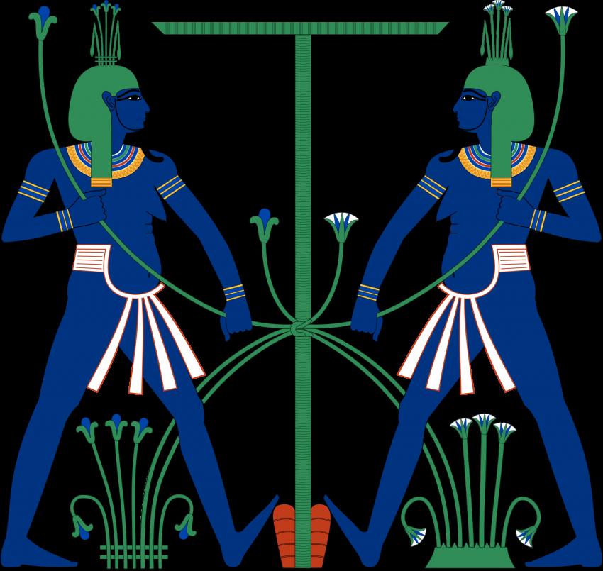 Hapi the egyptian god. Flood clipart river flood