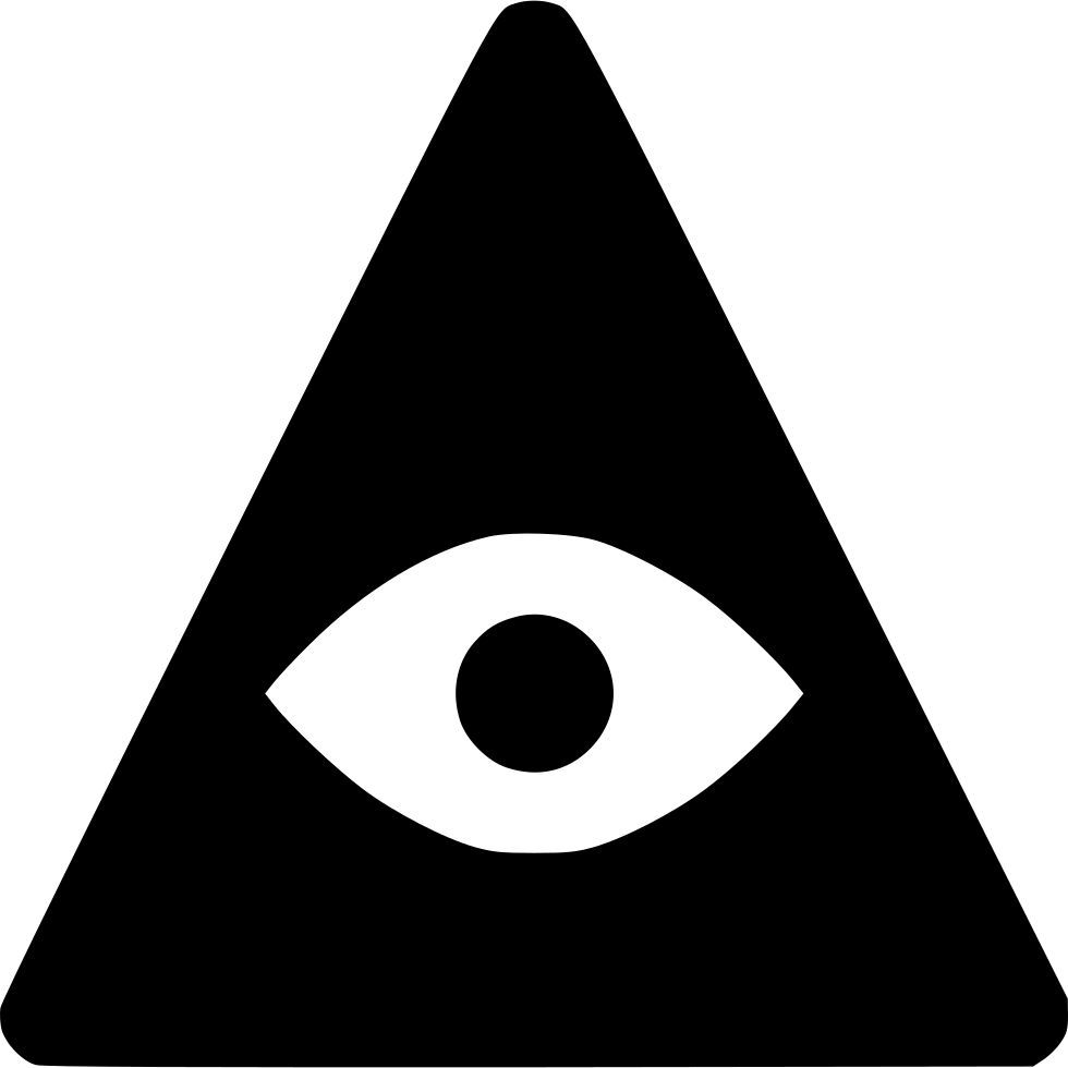 Eye svg png icon. Egypt clipart triangle pyramid