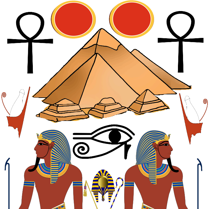 Pharaoh of kemet celestial. Palace clipart egyptian palace