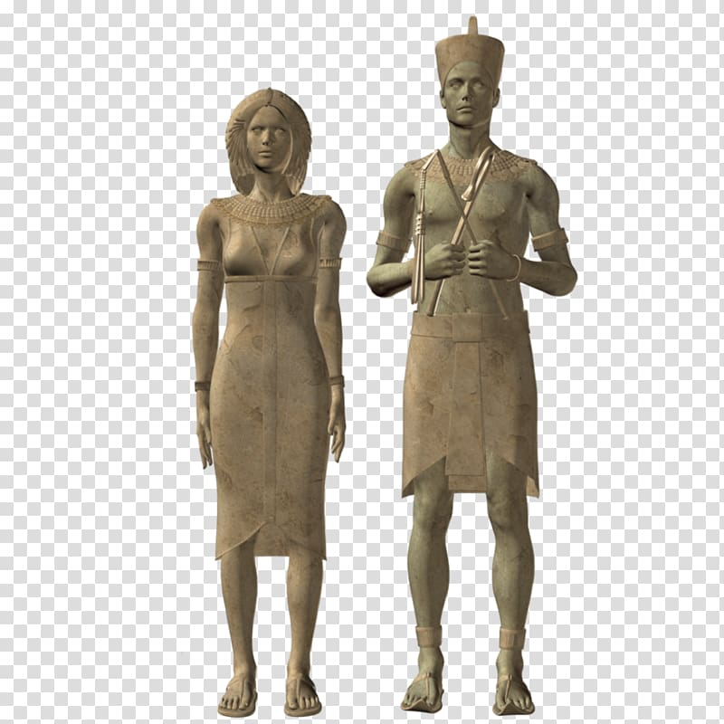 Egyptian clipart statue egyptian. Statues ancient egypt old