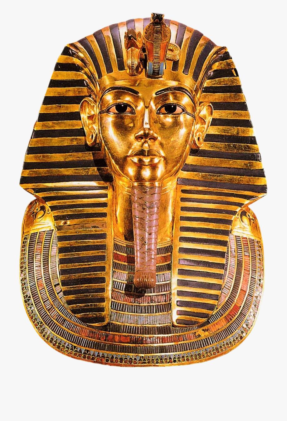 Mummy clipart egyptian mask. King tut transparent background