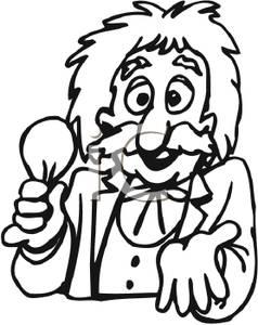 Free download best on. Einstein clipart black and white
