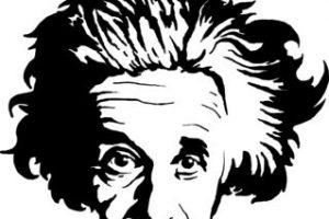 Einstein clipart black and white. Portal