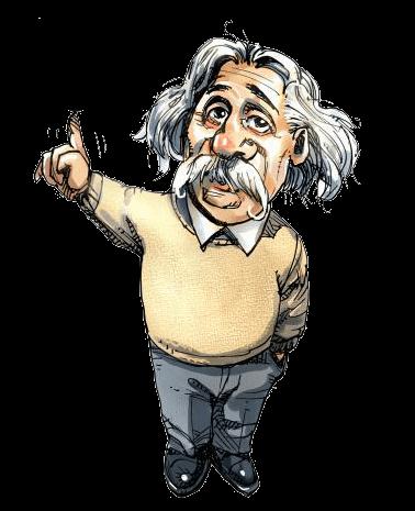 Einstein clipart caricature. Animated cliparts zone