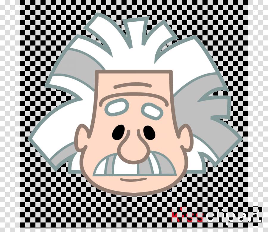 Drawing cartoon transparent png. Einstein clipart caricature