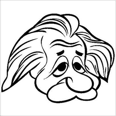 Einstein clipart cartoon. Drawing free download best
