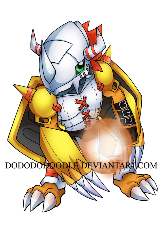 Chibiwargreymon by ashmish on. Einstein clipart chibi