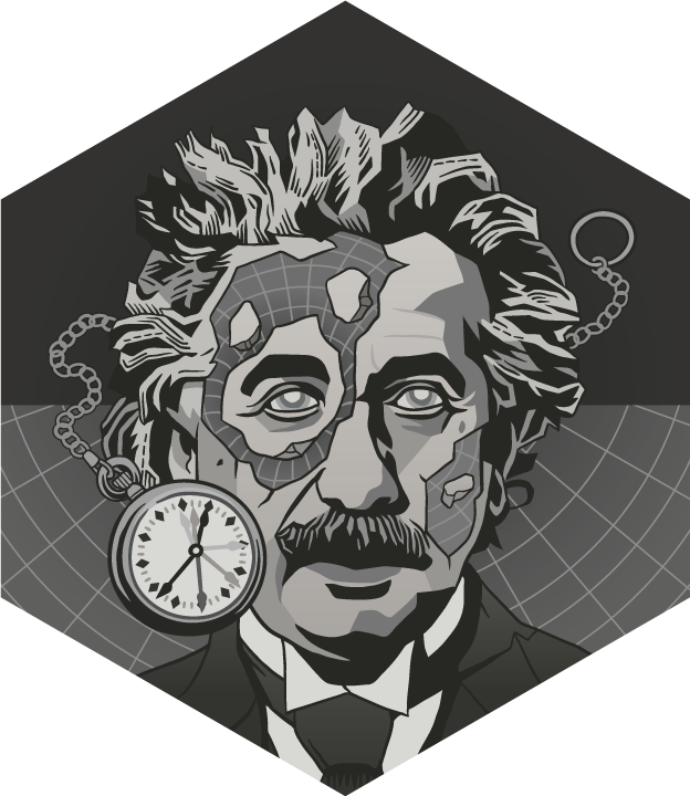 Scientist portraits by gremz. Einstein clipart doodle