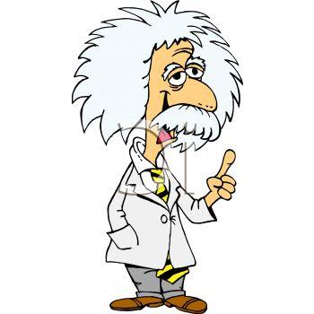 Einstein clipart dr cartoon. Free download clip art