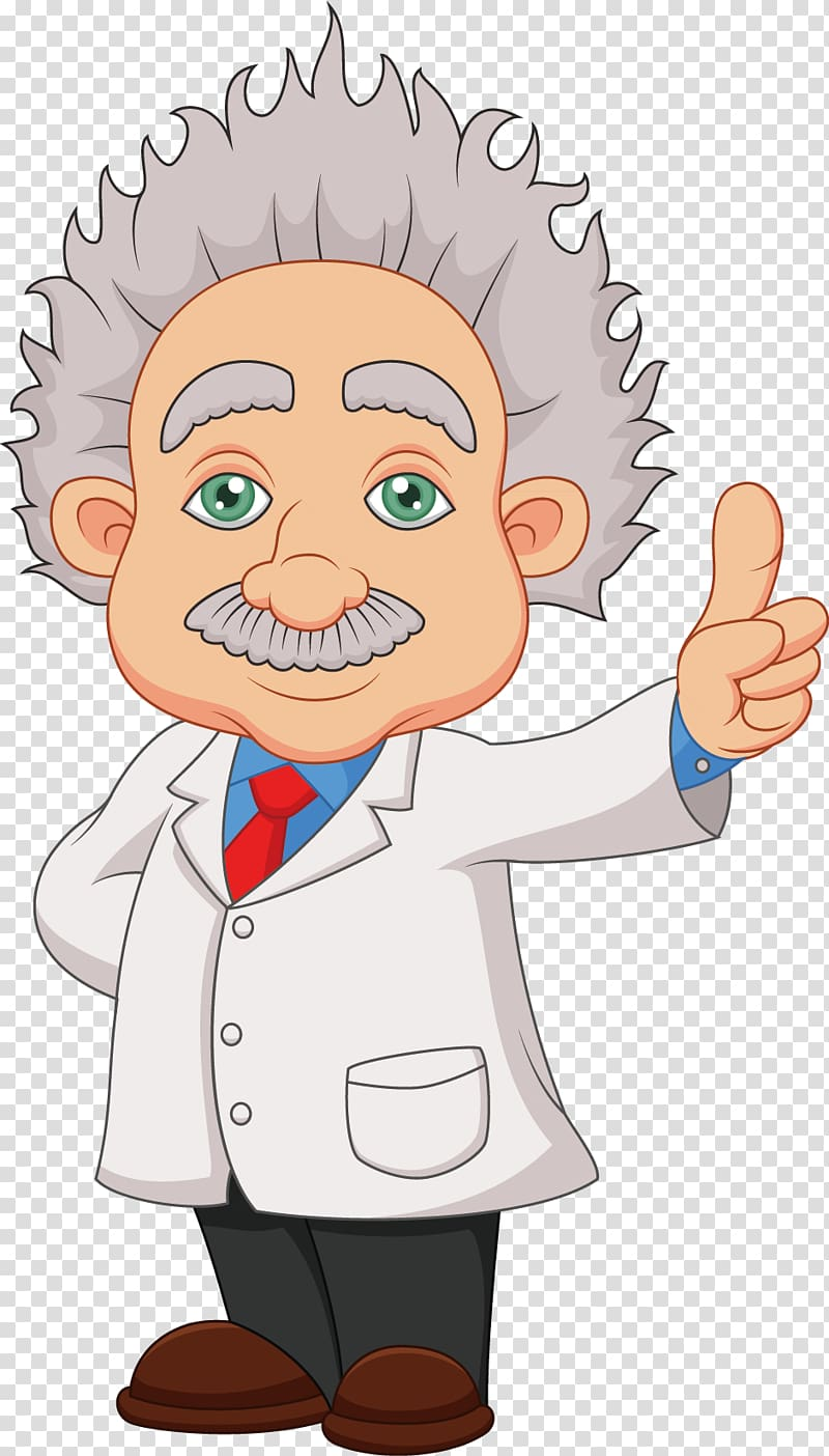 Albert png images free. Einstein clipart dr cartoon