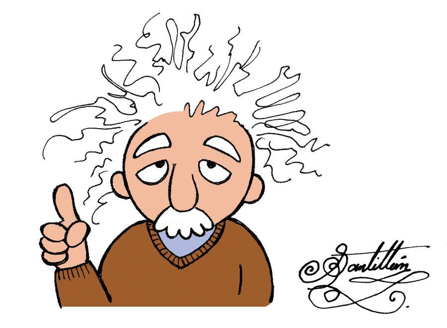 Free cartoon download clip. Einstein clipart education