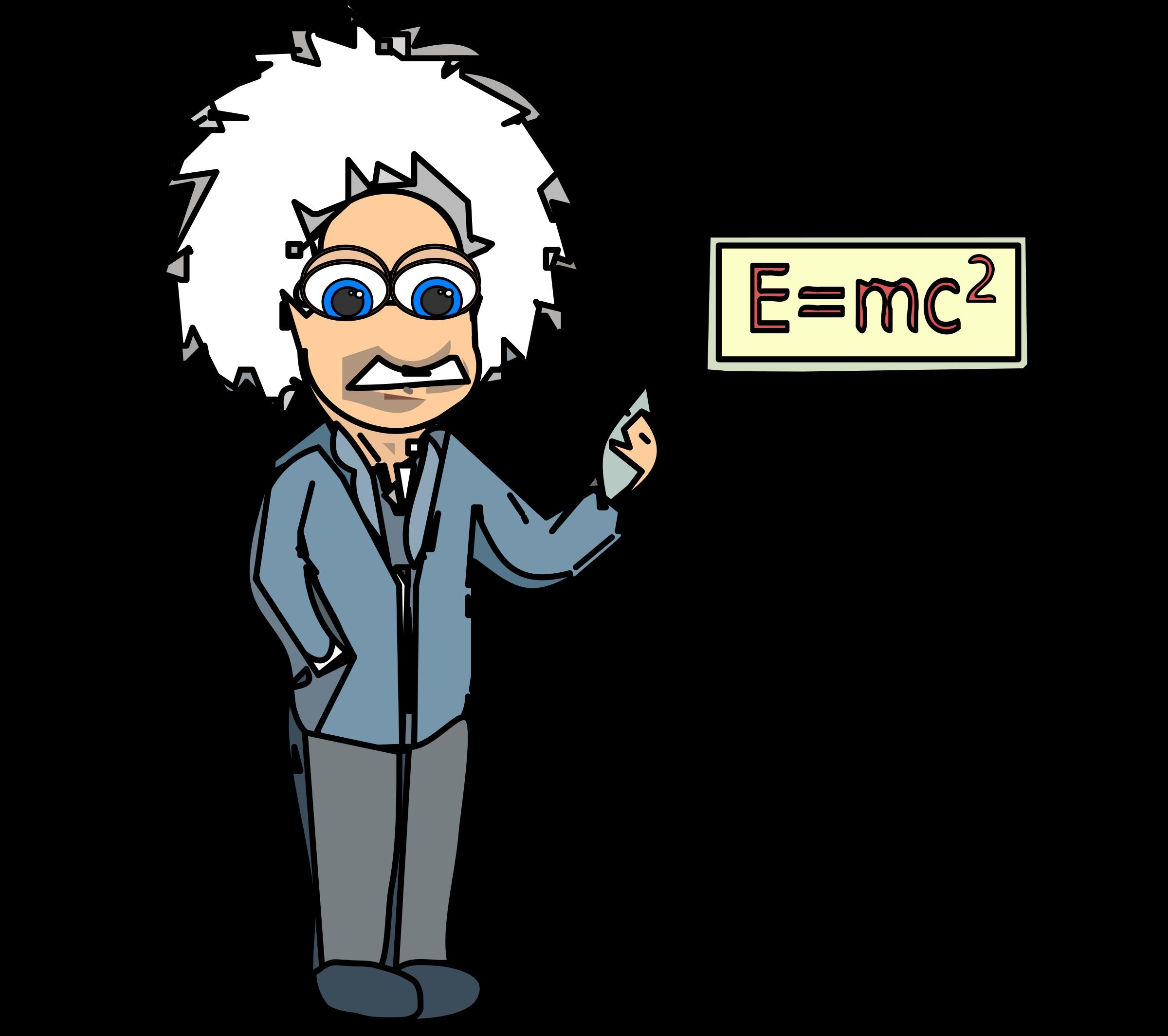 Einstein clipart emc2. Big image png