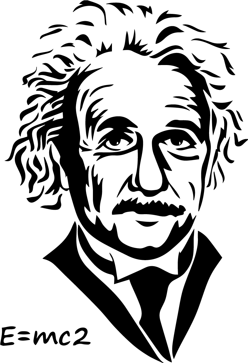 The value matrix learnpod. Einstein clipart emc2