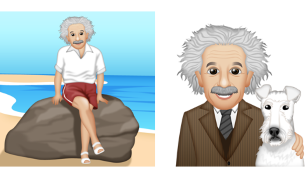 Albert now has his. Einstein clipart famous person