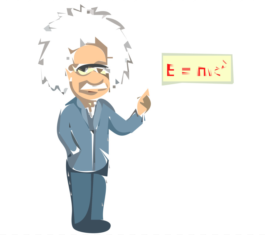 Albert cartoon png download. Einstein clipart famous scientist