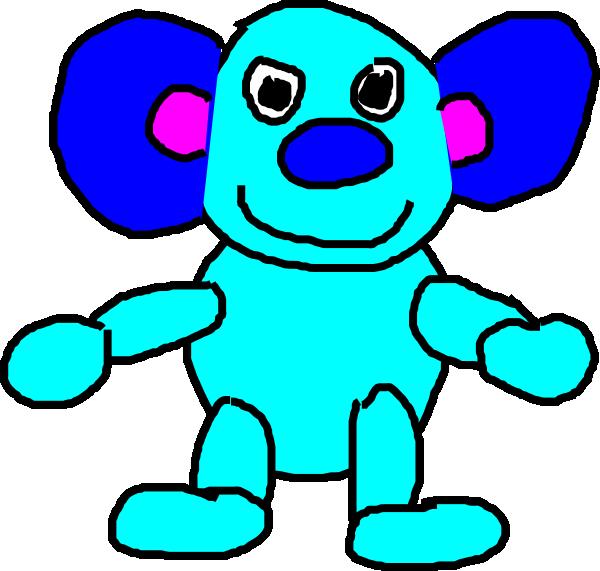 Koala Mozart Clip Art at Clker