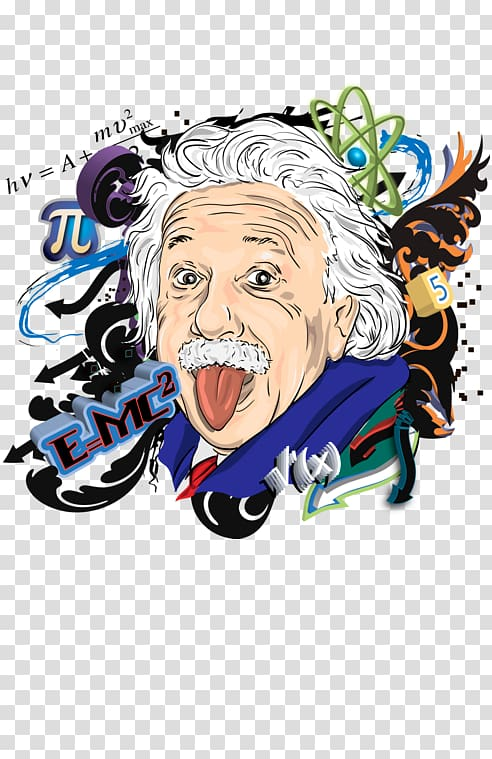 Einstein clipart graphic. Albert illustration t shirt