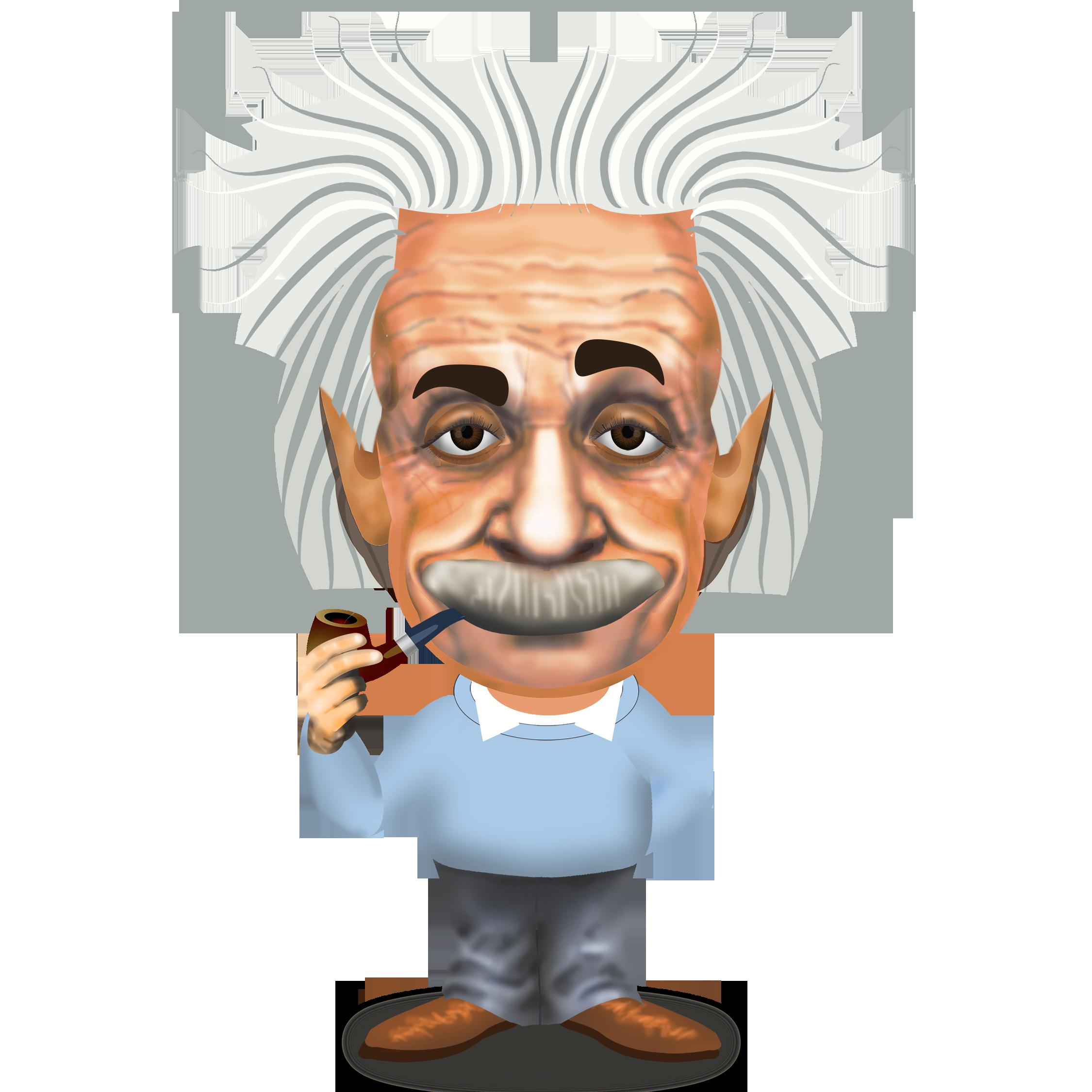 Einstein clipart head. Prototipo de gu a
