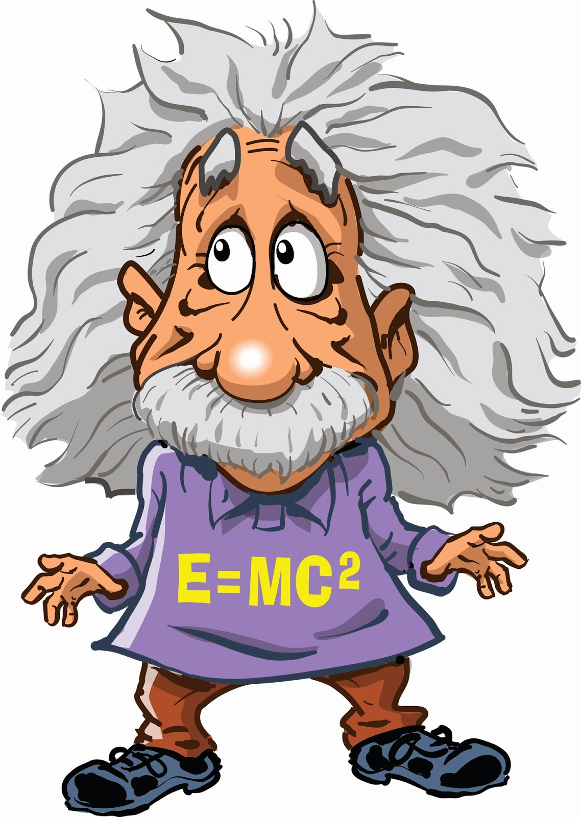 Einstein clipart head. Free albert cliparts download