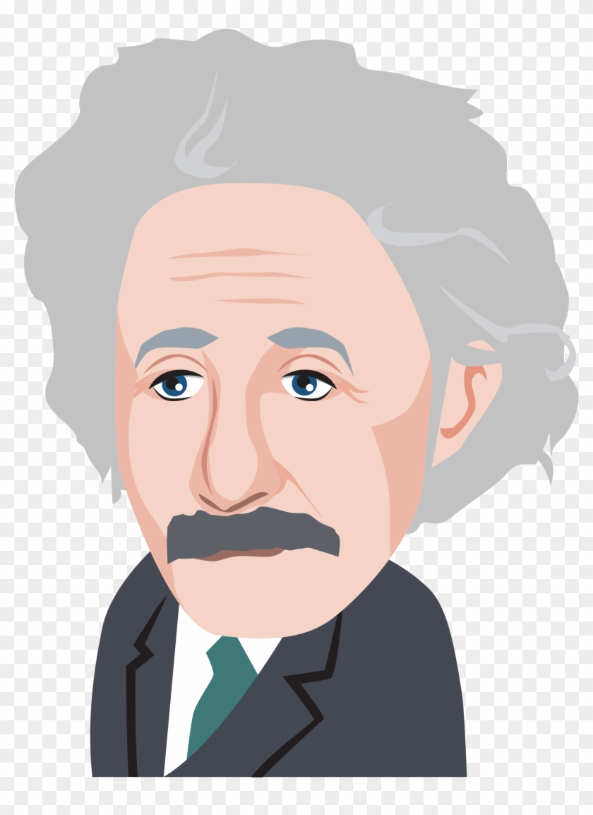 Einstein clipart icon. This free icons png