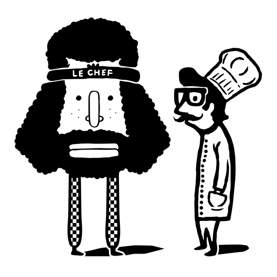 Young clipart tall brother. Brodericks brothers kitchen