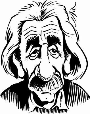 Einstein clipart line albert einstein. Free cliparts download clip