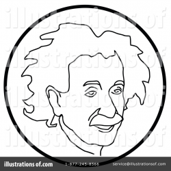 Download for free png. Einstein clipart line drawing