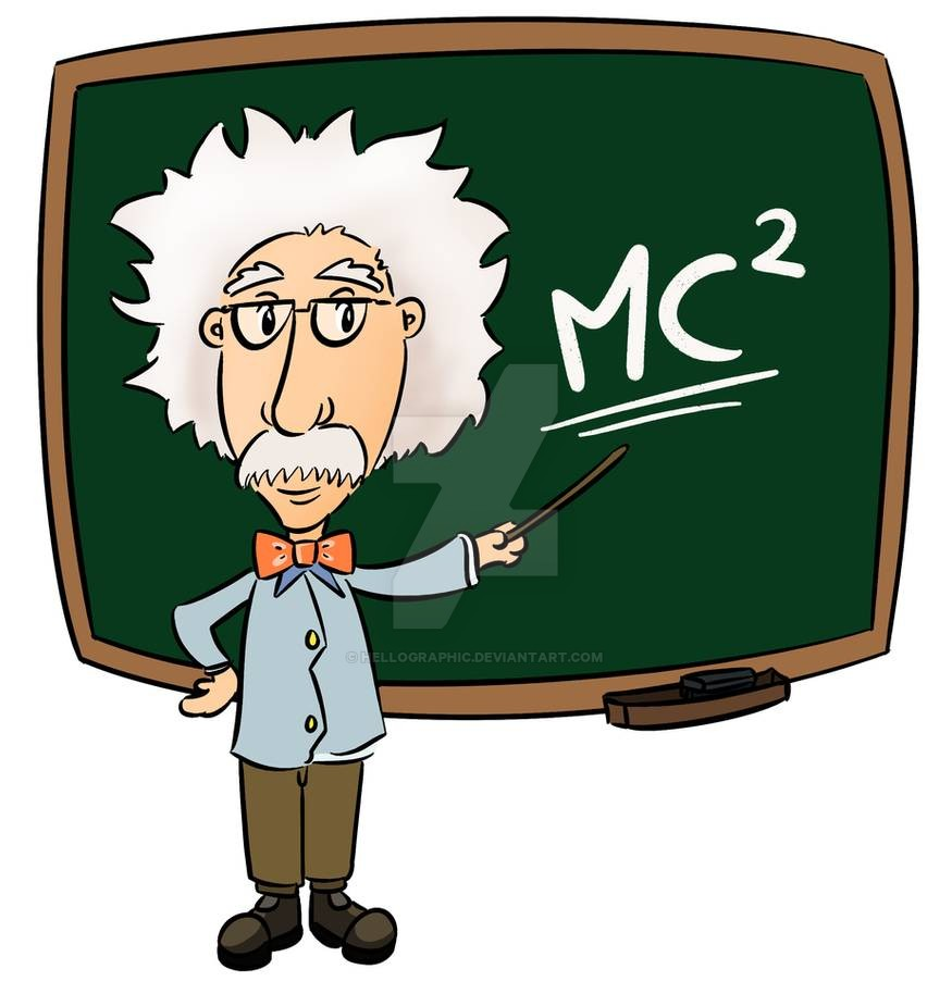 Einstein clipart painting. Mc by hellographic on