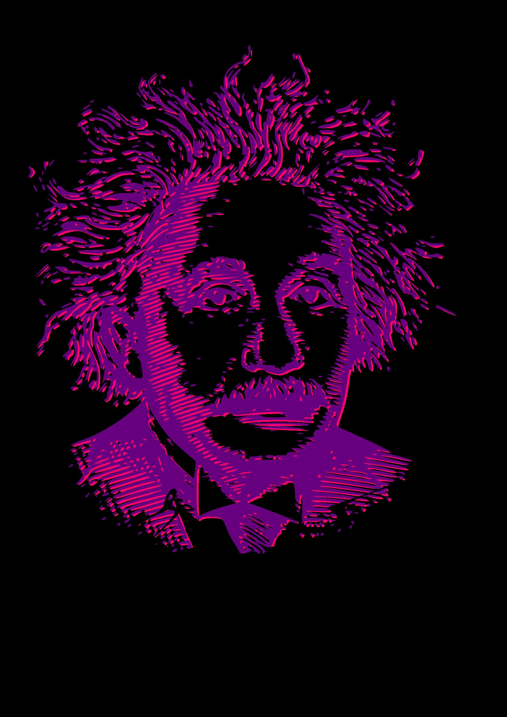 Big image png. Einstein clipart svg