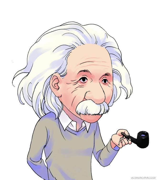 Einstein clipart theory. S cosmos cartoon the