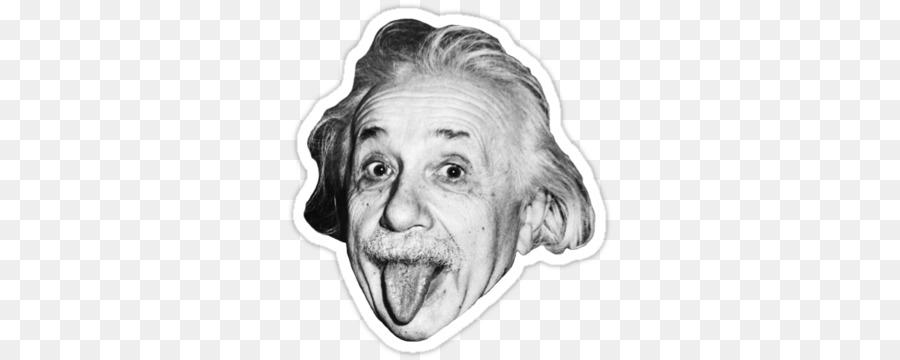 Albert cartoon scientist transparent. Einstein clipart theory