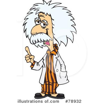 clipartlook. Einstein clipart thinking