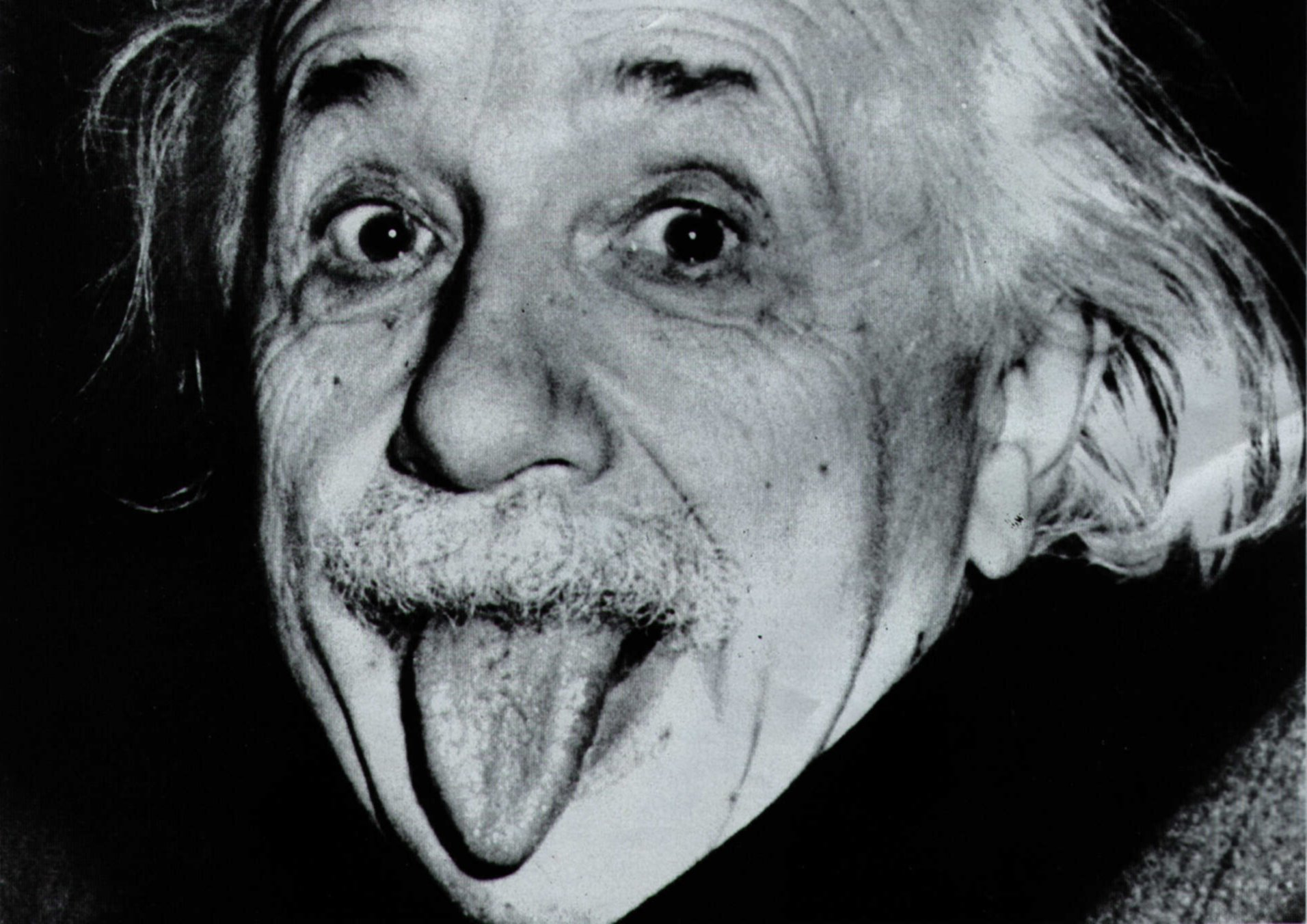 Albert clip art library. Einstein clipart tongue