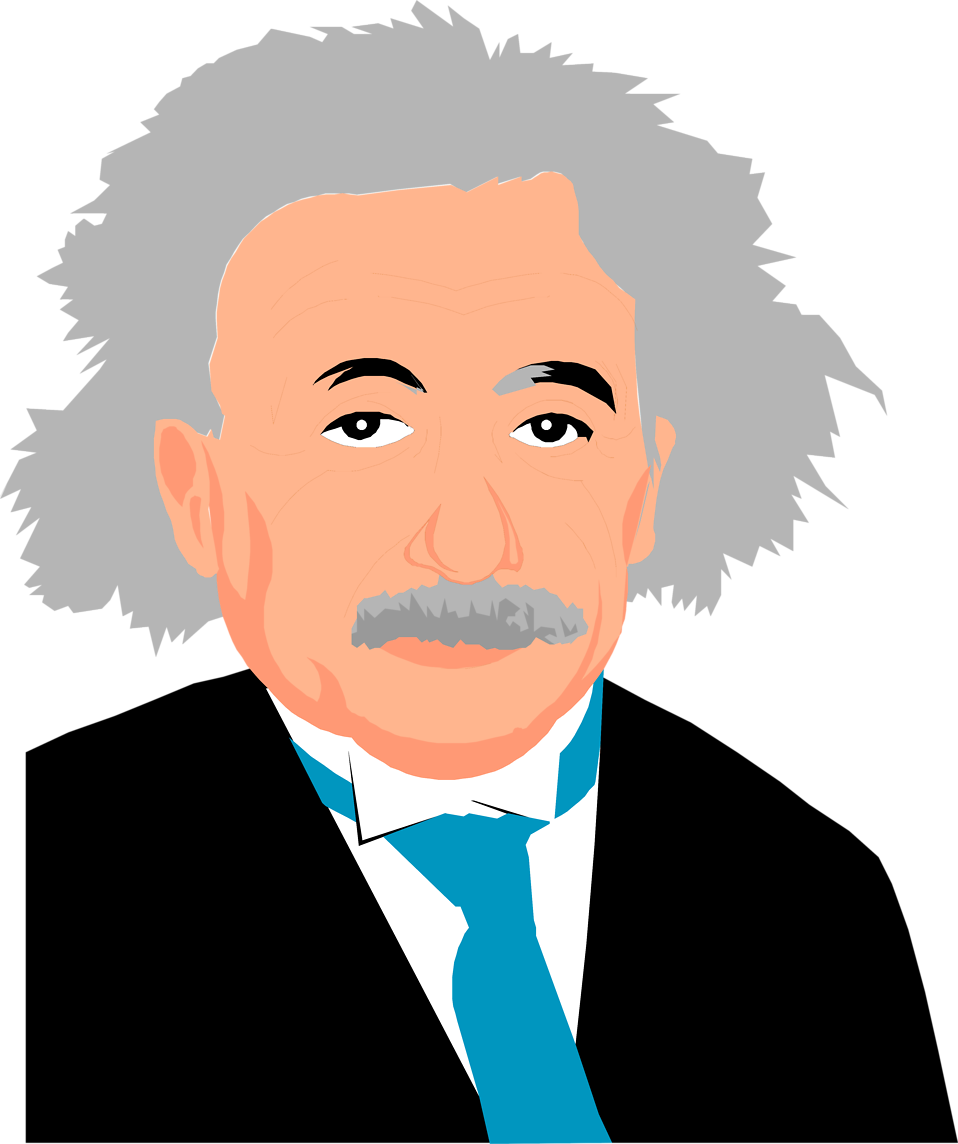 collection of png. Einstein clipart transparent