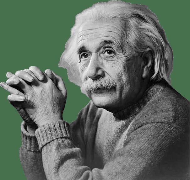 Albert thinking png stickpng. Einstein clipart transparent