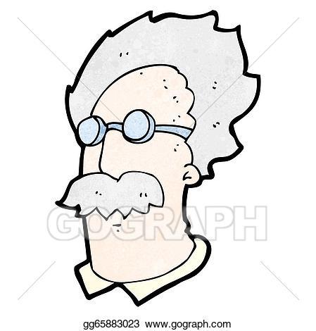 Einstein clipart vector. Art cartoon drawing gg