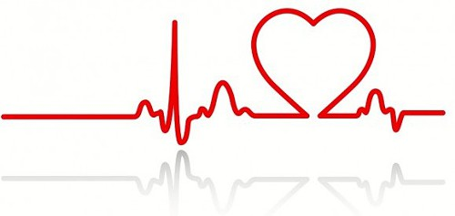 Free beat cliparts download. Heartbeat clipart line