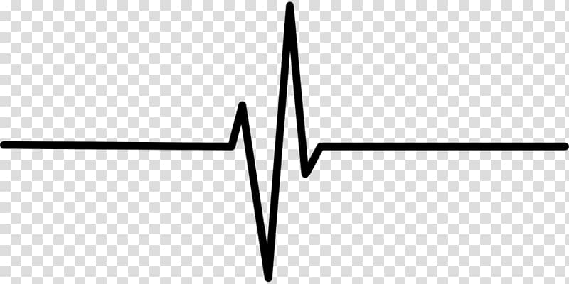 Electrocardiography heart rate transparent. Heartbeat clipart pulse