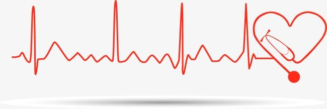 Ekg clipart heart shaped. Rate ecg medical element